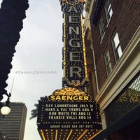 Photo taken at Saenger Theatre by @813todo on 8/1/2016