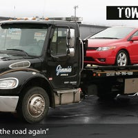 Photo taken at Jimmie's Towing and Auto Repair by Jimmie's Towing and Auto Repair on 3/25/2015