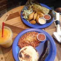 Photo taken at El Callejon Latin Food by Ricardo R. on 4/4/2015