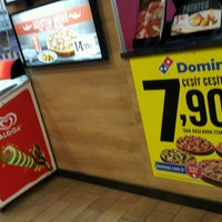 Photo taken at Domino's Pizza by Kader Y. on 1/22/2017