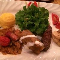 Photo taken at Restaurant Romania by Hiroki N. on 4/6/2014