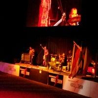 Photo taken at Tallinn International Horse Show by Helina M. on 10/5/2012