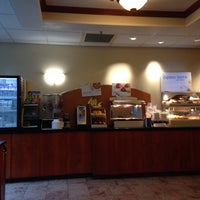 Photo taken at Holiday Inn Breakfast Bar by Delete on 8/3/2014