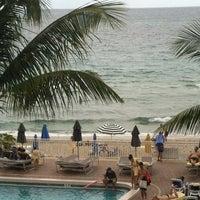 12/28/2012 tarihinde Deleteziyaretçi tarafından Fort Lauderdale Beach'de çekilen fotoğraf