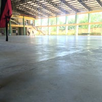 Photo taken at Polideportivo CEP by Nico B. on 11/16/2016