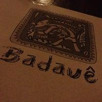 Photo taken at Badauê Restaurante by Emanuel A. on 9/13/2013