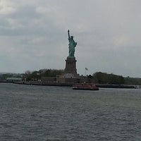 Photo taken at Ellis Island by Héctor B. on 5/13/2013