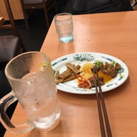 Photo taken at 日高屋 小岩北口店 by Susumu A. on 7/23/2016