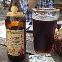 Photo taken at Old Heidelberg German Restaurant by Jorge H. on 5/15/2013