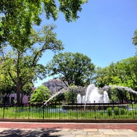 Photo taken at Franklin Square by Keith T. on 6/4/2013