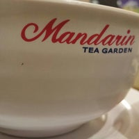 Photo taken at Mandarin Tea Garden by Lemuel R. on 9/8/2013