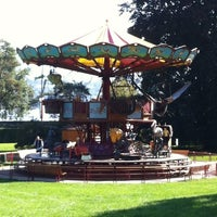 Photo taken at Le Carrousel des Fables by Olga S. on 10/6/2012