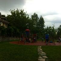Photo taken at Tarabia Commoner's Park by Mehtap Ö. on 5/30/2014