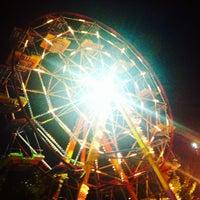 Photo taken at Lunapark by Mehtap Ö. on 7/25/2014