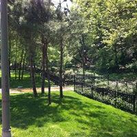 Photo taken at Tarabia Commoner's Park by Mehtap Ö. on 4/25/2013