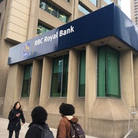 Photo taken at RBC Royal Bank by Comics212 on 1/16/2017