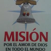 Photo taken at Misión por el amor de Dios en todo el Mundo by Osvaldo G. on 1/30/2014