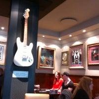 Photo taken at Hard Rock Cafe København by Sonja N. on 10/6/2012