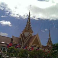 Photo taken at រដ្ឋសភាជាតិ | National Assembly by Miguel S. on 9/24/2013