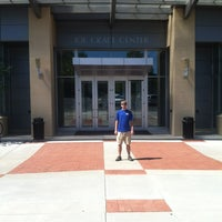 Photo taken at Joe Craft Center by Chris E. on 8/4/2013