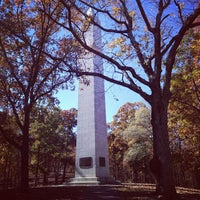 Photo taken at Kings Mountain National Military Park by Nate B. on 11/11/2013