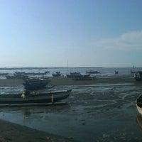 Photo taken at Pantai Bahak by Poppy M. on 2/8/2013