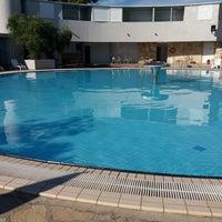 Photo taken at Adria swimming pool by Robert T. on 7/9/2018