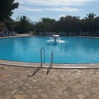 Photo taken at Adria swimming pool by Robert T. on 7/8/2018