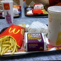 Photo taken at McDonald's by Cenk A. on 4/8/2013