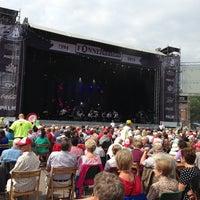 Photo taken at Fonnefeesten by Lisje 🌹 on 8/9/2013