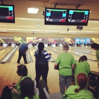 Photo taken at AMF Wantagh Lanes by Binky B. on 5/4/2013