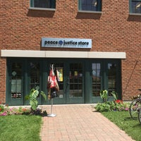 Photo taken at Peace & Justice Store by Binky B. on 7/6/2016