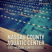 Photo taken at Nassau County Aquatic Center by Binky B. on 5/28/2013
