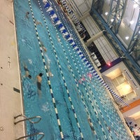 Photo taken at Nassau County Aquatic Center by Binky B. on 12/20/2016