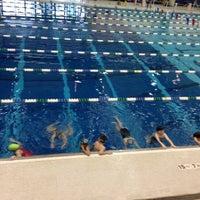 Photo taken at Nassau County Aquatic Center by Binky B. on 4/23/2013