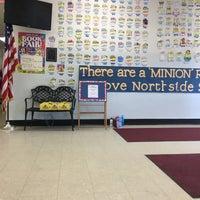 Photo taken at Northside Elementary School by Binky B. on 1/27/2016