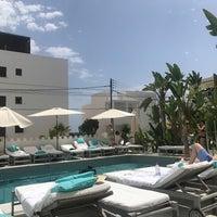 Photo taken at Hotel Es Vivé by Brynn S. on 8/7/2017