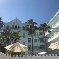 Photo taken at Hotel Es Vivé by Brynn S. on 8/5/2017