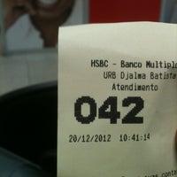 Photo taken at HSBC by Rodrigo S. on 12/20/2012