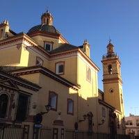 Photo taken at Parroquia de San Bernardo by Jqn on 12/6/2013