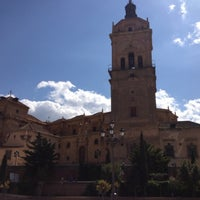 Photo taken at Catedral de Guadix by Jqn on 4/21/2013