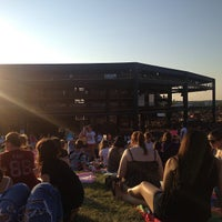Photo taken at Hollywood Casino Amphitheatre by Patricia C. on 7/15/2013