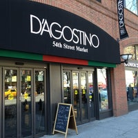Photo taken at D'Agostino's by Kim N C. on 4/21/2013