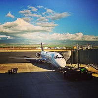 Photo taken at Kahului Airport (OGG) by Keakaokalani P. on 5/27/2013