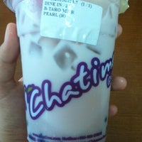 Photo taken at Chatime by Ariel M. on 4/23/2015