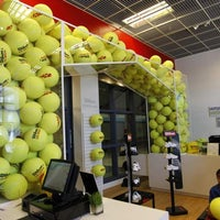 Photo taken at Wilson Store - US Open by US Open Tennis Championships on 8/27/2013