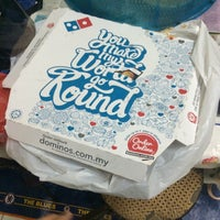 Photo taken at Domino's Pizza by Harris W. on 10/24/2015