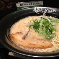 Photo taken at 麺's room 神虎 なんば店 by こはく on 1/4/2017