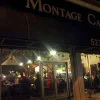 Photo taken at Montage Cafe by Clinton R. on 11/17/2013
