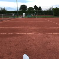 Photo taken at Jolly Tennis Club by Andrea D. on 5/23/2018